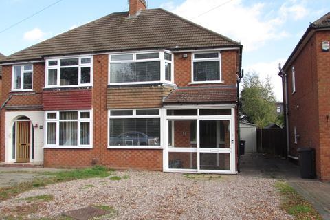 3 bedroom semi-detached house for sale - Faulkner Road, Solihull
