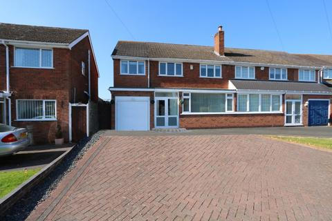 4 bedroom semi-detached house for sale - Poplar Road, Dorridge
