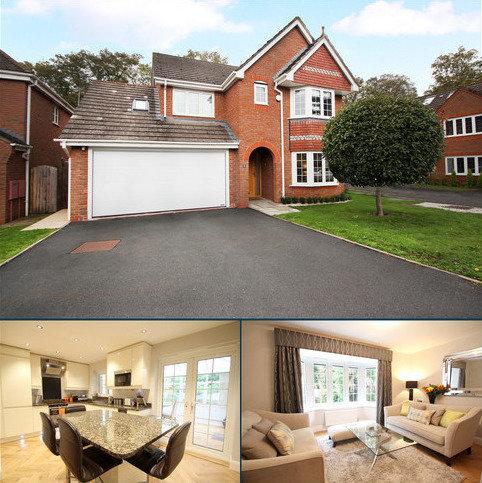 4 bedroom detached house for sale - Aspens Way, Woodland Grange, Bromsgrove