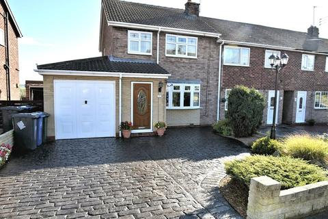 3 bedroom townhouse for sale - Clayfield Avenue, Mexborough, Mexborough, South Yorkshire