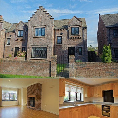 3 bedroom semi-detached house for sale - Rickerby Court, Rickerby