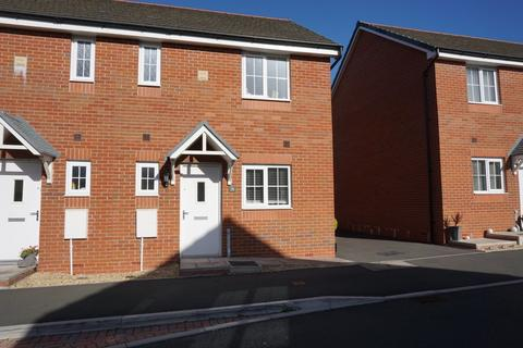 2 bedroom semi-detached house for sale - Heol Y Gigfran, Cefneithin, Llanelli