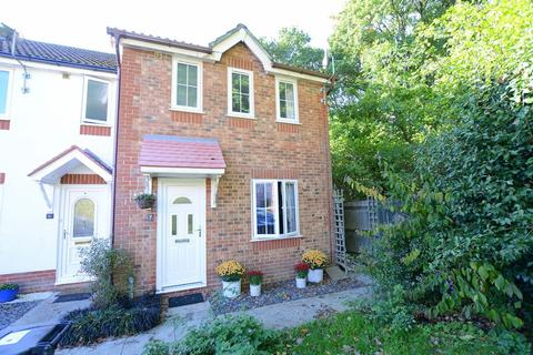 2 bedroom end of terrace house for sale - Oaks Mead, Verwood