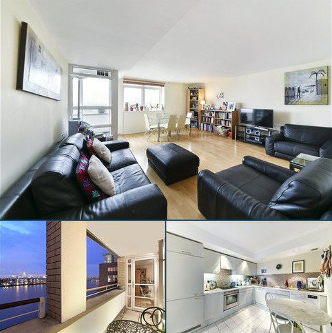 2 bedroom flat for sale - Anchorage Point, 42 Cuba Street, Westferry Road, London, E14