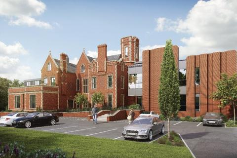 2 bedroom apartment to rent - Elvian House, Nixey Close, Slough