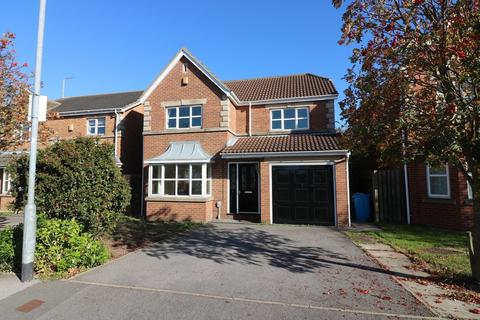 4 bedroom detached house to rent - Raleigh Drive, Victoria Dock, Hull