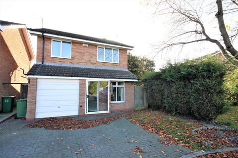 3 bedroom detached house for sale - Blenheim Close, Crowhill, Nuneaton