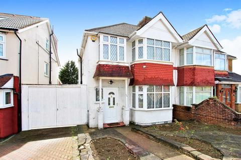 3 bedroom semi-detached house for sale - Portland Crescent,,Stanmore