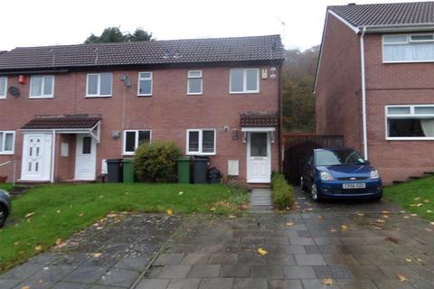 1 bedroom end of terrace house to rent - Cwrt Yr Ala Road, Caerau, Cardiff