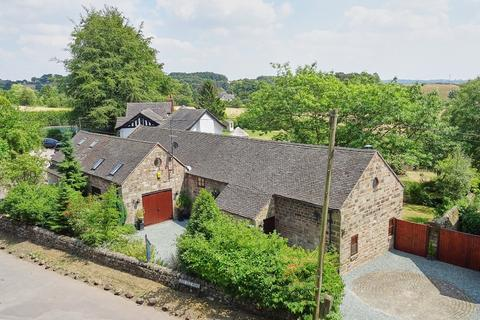 4 bedroom detached house for sale - Leek Old Road, Longsdon, Staffordshire ST9