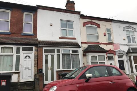 6 bedroom terraced house to rent - Hubert Road