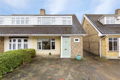 3 bedroom semi-detached house for sale - Wiltshire Avenue, Hornchurch, RM11