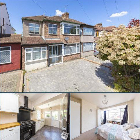 4 bedroom semi-detached house for sale - Albany Road, Hornchurch, RM12