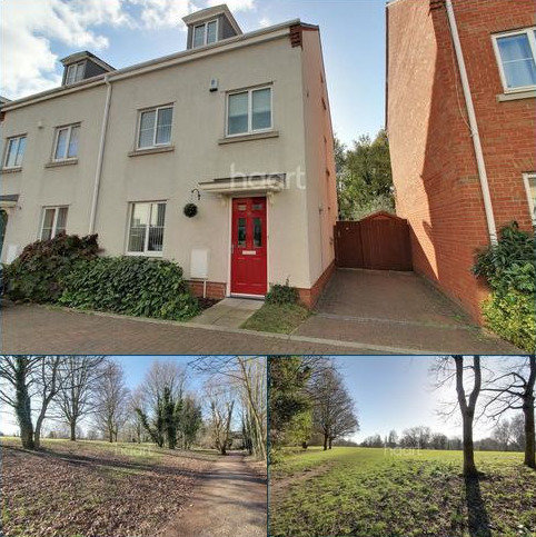 4 bedroom semi-detached house for sale - Hemming Way, NR3