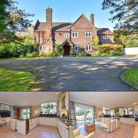 5 bedroom detached house for sale - Luttrell Road, Four Oaks, Sutton Coldfield, B74