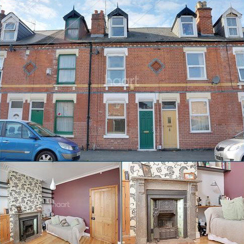 3 bedroom terraced house for sale - Lamcote Grove, Meadows