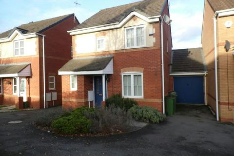 3 bedroom detached house to rent - Jewsbury Way, Thorpe Astley, Leicester