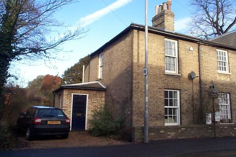 2 bedroom end of terrace house to rent - Victoria Road, Cambridge