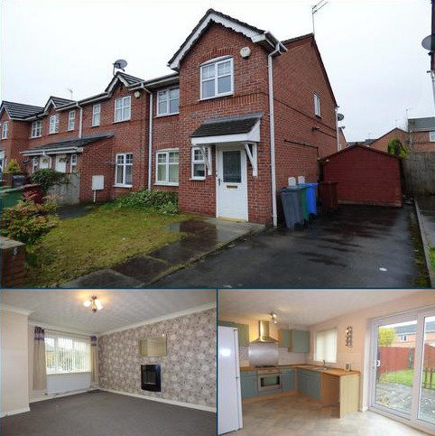3 bedroom townhouse to rent - Lawson Street, Blackley, Manchester, M9