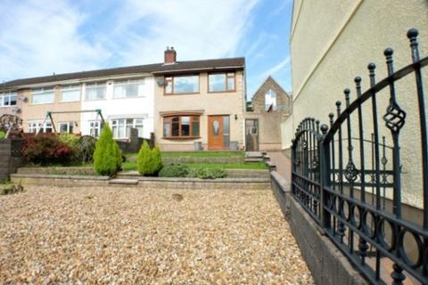 3 bedroom end of terrace house for sale - Neath Road, Plasmarl, Swansea