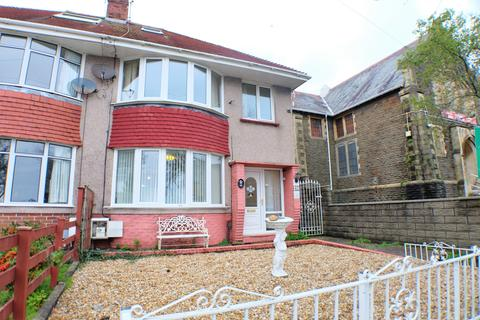 4 bedroom semi-detached house for sale - St. Albans Road, Brynmill, Swansea, West Glamorgan, SA2 0BP
