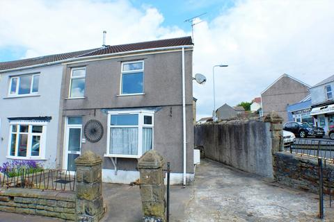 3 bedroom end of terrace house for sale - Eversley Road, Sketty, Swansea