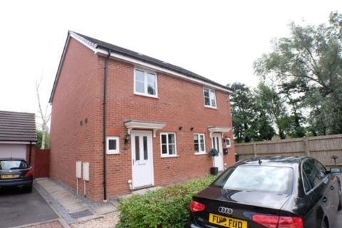 2 bedroom semi-detached house to rent - Marcroft Road, Swansea, SA1 8PN