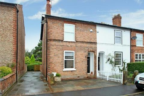 2 bedroom end of terrace house to rent - Priory Street, Bowdon