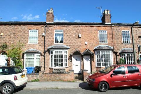 2 bedroom terraced house to rent - Byrom Street, Hale