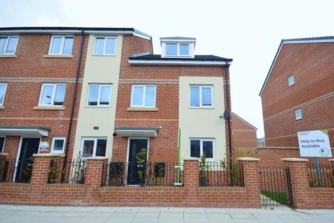 3 bedroom terraced house for sale - Oakfield Road, Liverpool