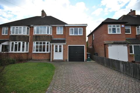 4 bedroom semi-detached house to rent - Charles Road, Solihull
