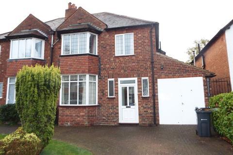 3 bedroom semi-detached house to rent - Staplehurst Road, Hall Green, Birmingham, B28 9AR