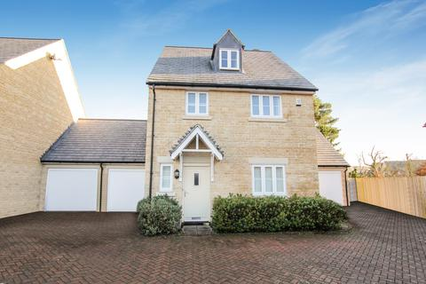 4 bedroom detached house for sale - Pixey Close, Yarnton