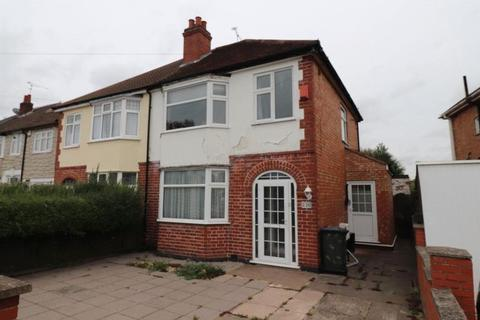 3 bedroom semi-detached house for sale - Belvoir Drive East, Leicester