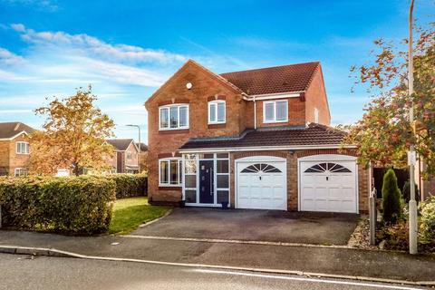 4 bedroom detached house for sale - Juno Close, Glenfield