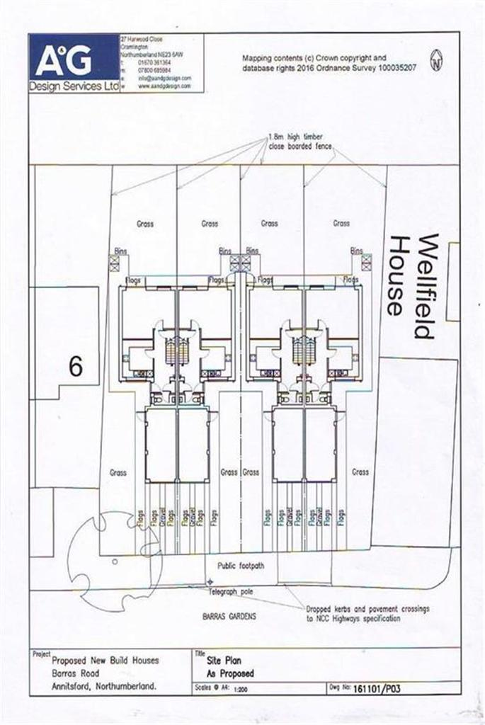 Site Plan Proposed