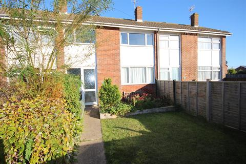2 bedroom terraced house for sale - Hythe Crescent, Seaford
