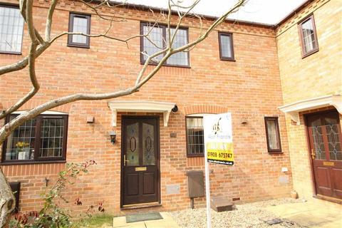 2 bedroom terraced house to rent - Babington Close, Middleton, Milton Keynes, MK10