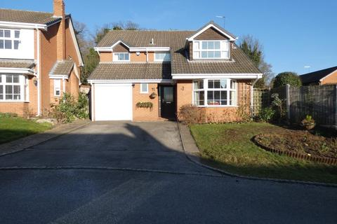 4 bedroom detached house for sale - Winsford Close, Sutton Coldfield