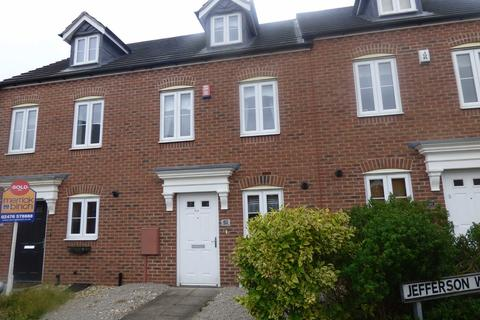 3 bedroom terraced house to rent - Jefferson Way, Bannerbrook, Coventry