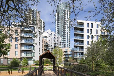 Studio to rent - Rivulet Apartments, Devan Grove, London, N4