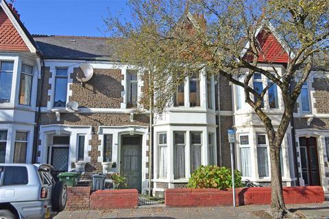 4 bedroom terraced house for sale - NEWFOUNDLAND ROAD, HEATH/GABALFA, CARDIFF