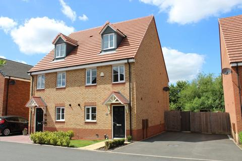3 bedroom semi-detached house for sale - The Horseshoes, Newport