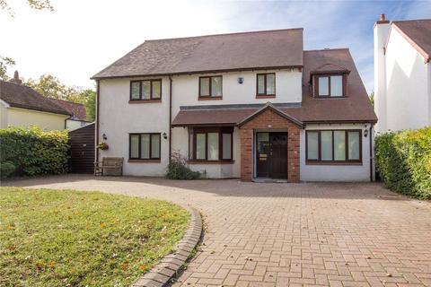 5 bedroom detached house for sale - Grove Road, Coombe Dingle, Bristol, BS9