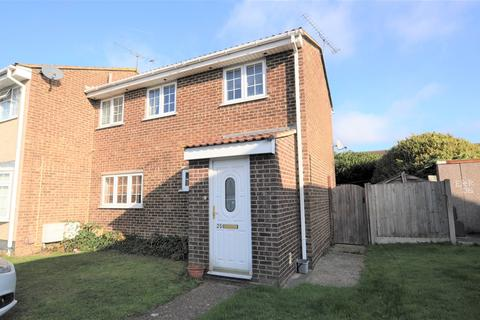 3 bedroom end of terrace house for sale - Petunia Crescent, Springfield