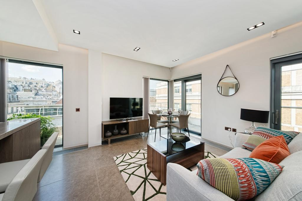 2 Bedrooms Flat for rent in Babmaes Street, London, SW1Y