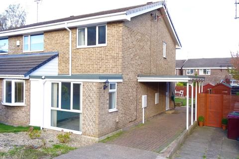 2 bedroom semi-detached house to rent - 22 Bowness Close, Dronfield, S18 8PE