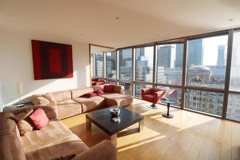 2 bedroom flat to rent - No.1 West india Quay, Canary Wharf, London, E14 9AL
