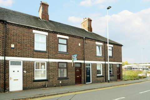 2 bedroom terraced house for sale - Newcastle Road Trent Vale