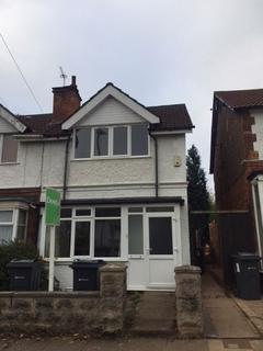 2 bedroom terraced house to rent - Balden Road, Harborne, Birmingham, B32